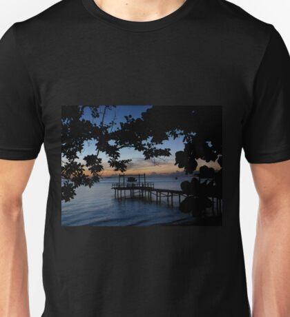 Tropical Dusk Unisex T-Shirt