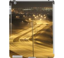 Lone Car iPad Case/Skin