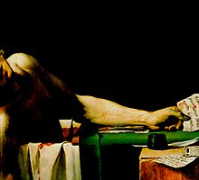 Deathconsciousness - The Death of Marat by GUUN O)))