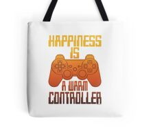Happiness Is A warm Controller Tote Bag