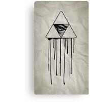 Pythagoras's therapy 02 Canvas Print