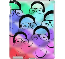 Selfie Portrait iPad Case/Skin