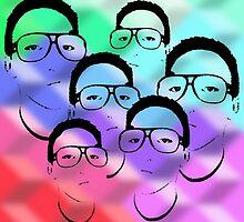 Selfie Portrait by nigelcameron