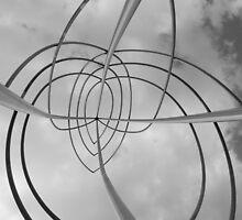 Sky Loops by GretchenColon