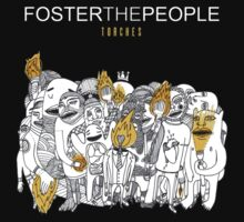 foster the people supermodel by Beciong