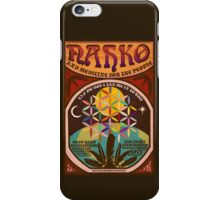 Nahko & Medicine for the People | Fan Made Poster iPhone Case/Skin