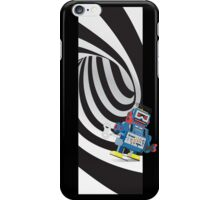 Robot Time-Tunnel iPhone Case/Skin