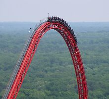 Intimidator 305, Kings Dominion by coasterfan94