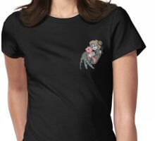 My Creature 2 Womens Fitted T-Shirt
