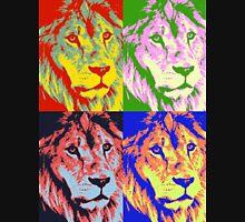 Lion Pop Art Unisex T-Shirt