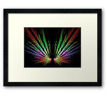 'Angel Wings' Framed Print