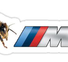 Bee M UU Sticker