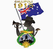Gallipoli 1915 Unisex T-Shirt