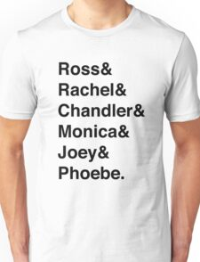 Friends & Unisex T-Shirt