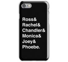 Friends & (Variant) iPhone Case/Skin