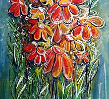 Flowers by Wendy Eriksson