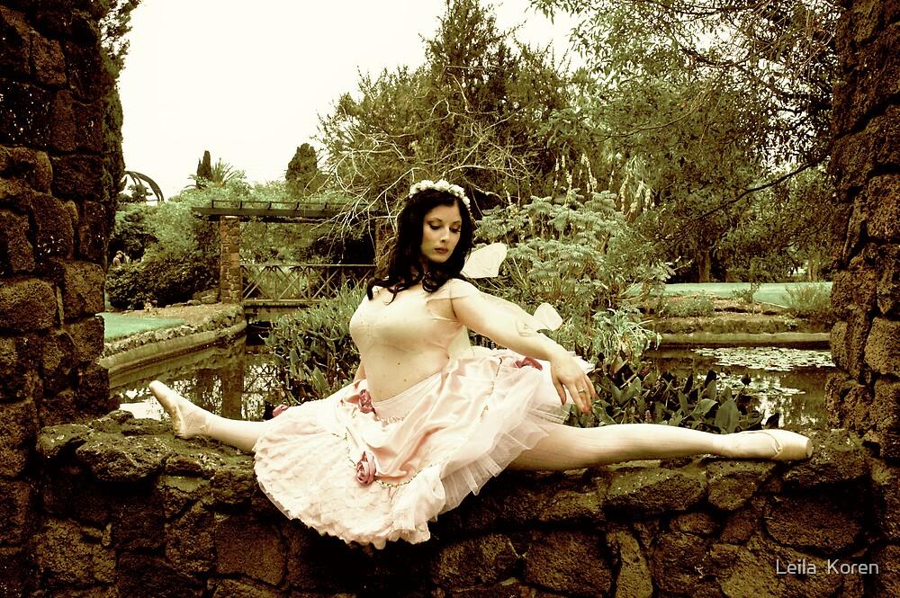 Limber L'amour  by Leila  Koren