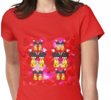 China Dolls Womens Fitted T-Shirt
