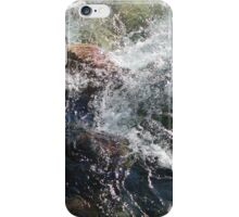 Rough water iPhone Case/Skin