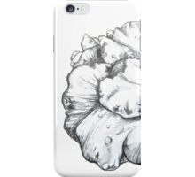 Fallen Flower iPhone Case/Skin