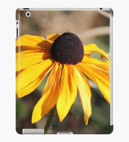 Yellow Bloom iPad Case/Skin
