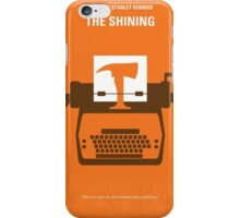 No094 My The Shining minimal movie poster iPhone Case/Skin