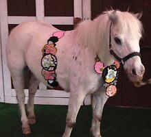 Sahara Pony by Chromium Dumb  Belle