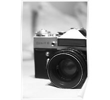 Old camera 2 Poster