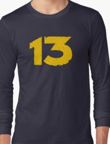 Vault 13 Long Sleeve T-Shirt