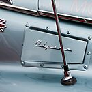 British Classic - Sunbeam Alpine Roadster  by JenniferW