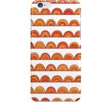 Doodle ornament iPhone Case/Skin