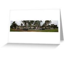 Mannum Caravan Park Greeting Card