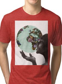 Gaia Tri-blend T-Shirt