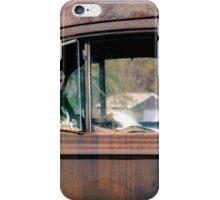 Window in Rural America  iPhone Case/Skin