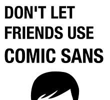 Sarcastic Hipster Funny Helvetica Nerd Designer Shirt by artbyjane