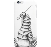 The Iron Dragon iPhone Case/Skin