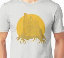 leaf on factory Unisex T-Shirt