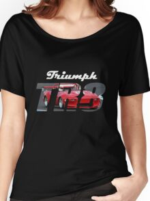 TR8 Women's Relaxed Fit T-Shirt