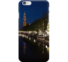 Amsterdam Blue Hour iPhone Case/Skin