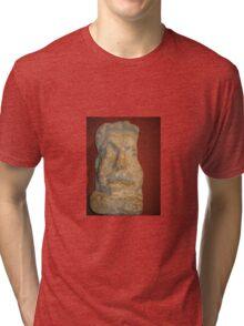 ROMAN SCULPTURE Tri-blend T-Shirt