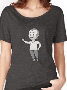 standalone Trevor mascot Women's Relaxed Fit T-Shirt
