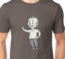standalone Trevor mascot Unisex T-Shirt