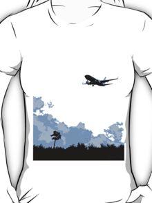 Flying Near T-Shirt