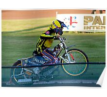 Coventry Bees Riders  Poster