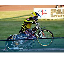 Coventry Bees Riders  Photographic Print