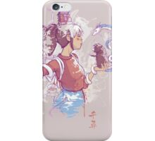 Perspective of Chihiro by Harantula iPhone Case/Skin