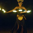 Fire Dance by fotoWerner