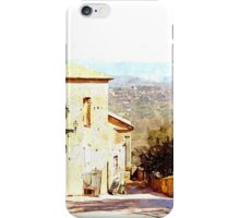 Laureana Cilento: church iPhone Case/Skin