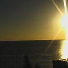Beach Sunrise by thomasberryman