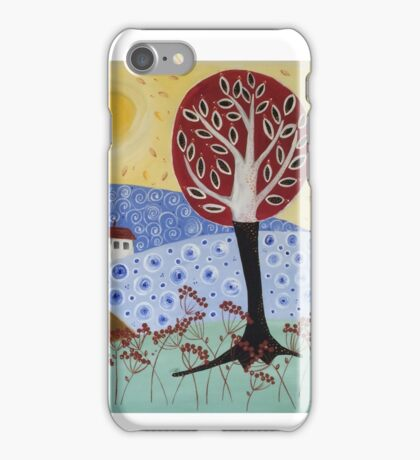 A Spring Morning iPhone Case/Skin